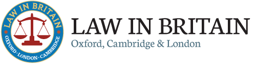 Law in Britain Logo
